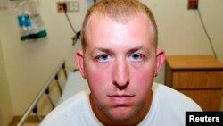 АҚШ-тың Фергюсон қаласында полицияда қызмет атқарған Даррен Уилсон.