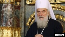 Pozdravlja inicijativu, ali nije spreman da se preseli u Peć: Patrijarh SPC Irinej