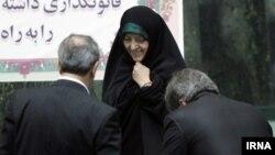 Віцепрезидентка Ірану з питань жінок і сім'ї Масуме Ебтекар повідомила, що закон став результатом «сотень годин експертизи»