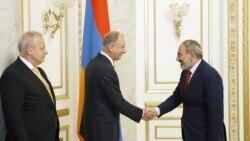 Հայաստանի վարչապետը կարող է ավելի շատ զինտեխնիկա խնդրել Ռուսաստանից․ Foreign Brief