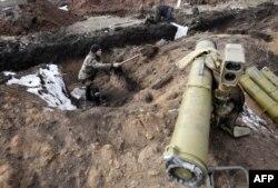 Украинские военные готовят новые оборонительные позиции - уже под Артемовском