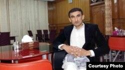 Абдулрахиб Муслимбек, живущий в Афганистане этнический казах.
