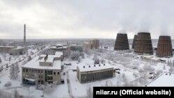 Атом реакторлары фәнни тикшеренү институты (ГНЦ НИИАР)