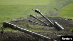 Dağlıq Qarabağdaki Ermenistan topları