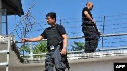 Филиппин полицейлері (Көрнекі сурет)