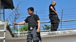Тюремная охрана. Иллюстративное фото.