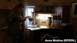 Ольга Журавлева в своем доме