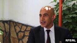 محمد کاظم همایون رییس ادارۀ حفاظت از محیط زیست کابل