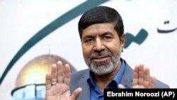 The spokesman of Iranian Revolutionary Guard, Gen. Ramazan Sharif, FILE PHOTO