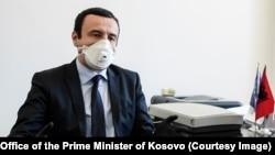 Kosovski premijer na dužnosti Aljbin Kurti