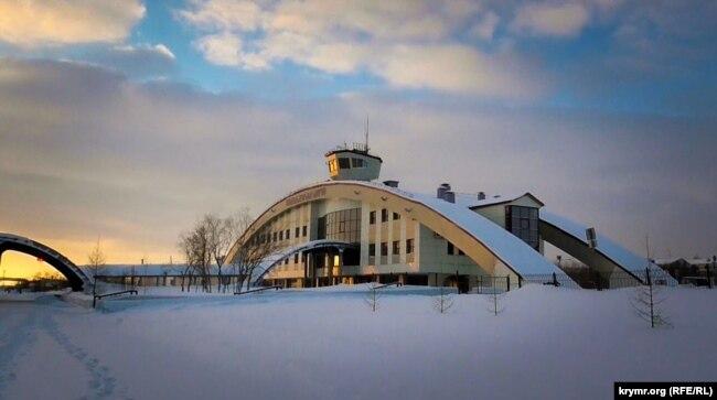Лабитнангі – місто, де розташована колонія «Білий ведмідь», в якій утримували Олега Сенцова