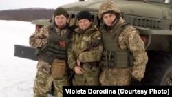 Віолета Бородіна
