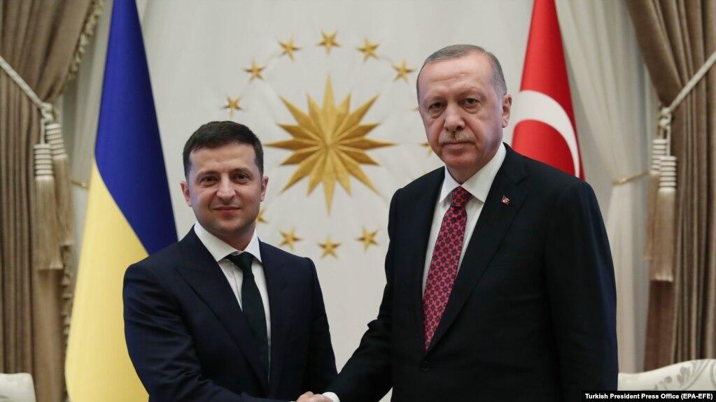 Ukraine, Turkey Mull Free Trade Deal