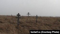 Лагерное кладбище обнаружили только в 1980-е годы