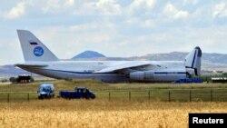 Rusiya təyyarəsi Türkiyəyə S-400 raketi gətirib, 12 iyul, 2019