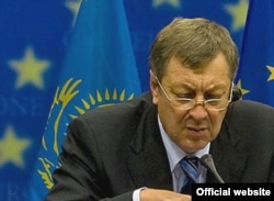 """Владимир Школьник, председатель правления компании """"Казатомпром""""."""