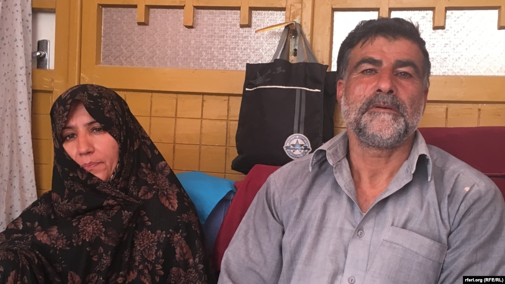 Afghan Couple Sell Kidneys To Pay Debts