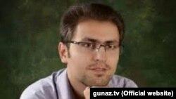 Азербайджанский активист Ирана Муртаза Мурадпур
