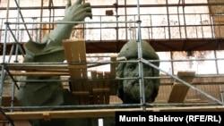 Проект 24-метрового памятника князю Владимиру
