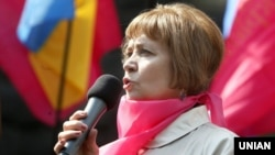 Екс-голова Фонду держмайна (2005-2008) Валентина Семенюк-Самсоненко