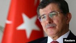 Түркияның қазіргі сыртқы істер министрі Ахмет Давутоглу.