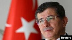Премьер-министр Турции Ахмед Давутоглу, 2014.