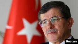 Թուրքիայի արտգործնախարար Ահմեթ Դավութօղլու