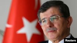 Əhməd Davudoğlu