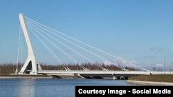 Міст через Дудергофський канал