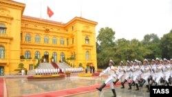 Ханойдағы президент сарайы, 7 қараша 2012 жыл. (Көрнекі сурет.)