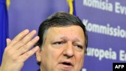 Presidenti i Komisionit Evropian, Hoze Manuel Baroso.