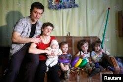 Семья Светланы Давыдовой