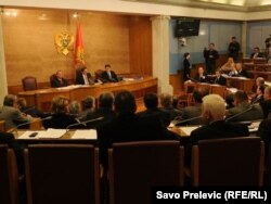 Premijerski sat u Skupštini Crne Gore, 26. oktobar 2011.