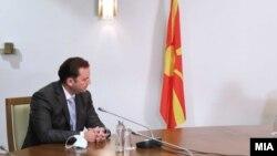 Министерот за надворешни работи на Северна Македонија, Бујар Османи
