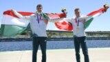 Tokió 2020 - Kajak-kenu - Kopasz Bálint arany-, Varga Ádám ezüstérmet nyert