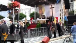 Святой Вацлав Клаус?