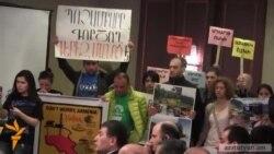 Բնապահպան ակտիվիստները կեսծ են որակում վարչապետի հետ կայացած հանդիպումը