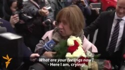 Belarus's Svetlana Alexievich On Receiving Nobel Prize