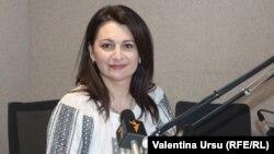 Daniela Sîmboteanu, președinta Centrulului Național de Prevenire a Abuzului față de Copii