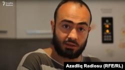Ադրբեջանցի ընդդիմադիր բլոգեր Հուսեյն Բակիխանովը