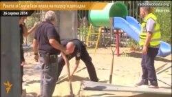 Ракета зі Смуги Гази влучила в Ізраїлі на подвір'я дитячого садка