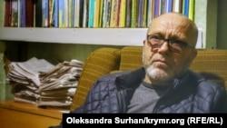 Правозахисник Абдурешит Джеппаров
