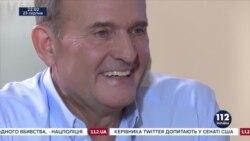 Виктор Медведчук о супруге