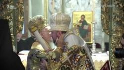 Українській церкві передали томос – відео