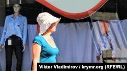 На початку серпня повітря в Криму прогріється до 34 градусів