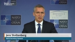 NATO Chief Says Leaders Will Focus On Terrorism And Funding