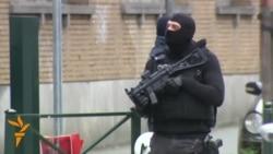 Belgian Police In Rooftop Siege