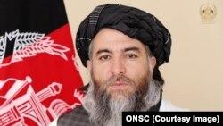 رحمتالله اندر٬ سخنگوی شورای امنیت ملی افغانستان