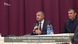 """Анатолий Бибилов: """"Я действительно говорил, что дорога не закроется"""""""