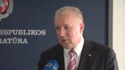 Член парламентського литовського Комітету нацбезпеки та оборони Арвідас Анушаускас